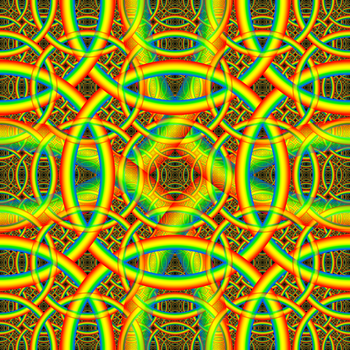 Celtic Knotted Rainbows by Thunder-Wave