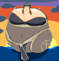 Tharja Inflated by SodaBaruun