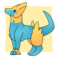 Manectric by LexisSketches