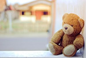 teddy is still waiting by ArtRats