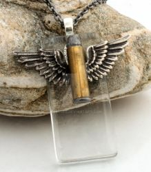Bullet With Angel Wings by Xerces