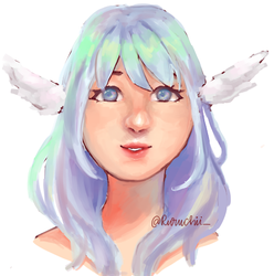 style test (anette) by Vivibunnii