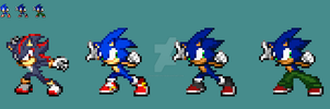 Sprite Conversion #1 by SonicDBZFan4125