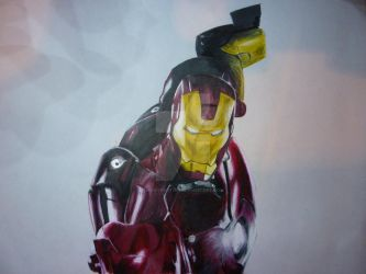 Iron Man Mark III Armor by Martinsito15