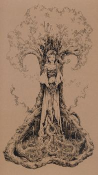 The Forest Bride by socar