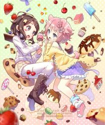 Collab - Sweets Paradise by Hyanna-Natsu