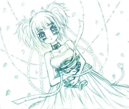 Muses: Aoi 2011 Sketch by Kawaii-Dream