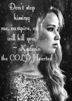 Kaderin the Cold Hearted by Bookalicious