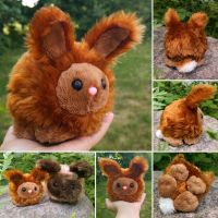 New plush design - Small rabbit plush by demiveemon