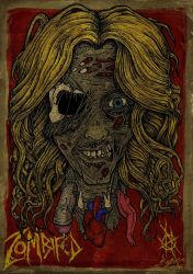 ZOMBIFIED by ayillustrations