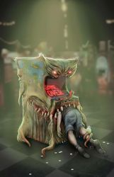 GAME OVER: Modern Mimic by GraphicGeek
