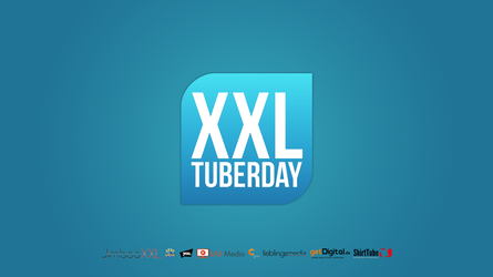 XXL Tuberday Wallpaper by Alexskleinewelt