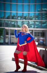 Supergirl by HauroCosplay