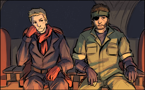 panel from comic by Eonjebi