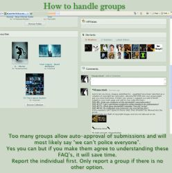 How to handle groups by Wicasa-stock