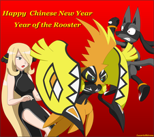 Chinese New Year - Tapu Koko