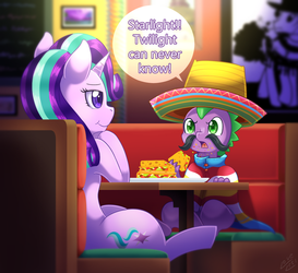 [Reward Art] Secret Lunch by vavacung