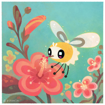 Cutiefly by pikaole