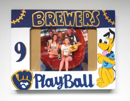 Disney Brewers Frame by SkipperSara