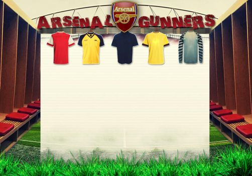 Arsenal layout 3 by roZzZa
