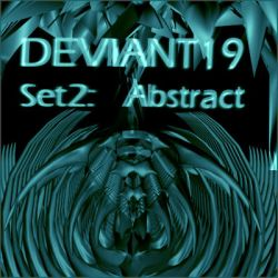 Deviant19 Set2: Abstract by Deviant19