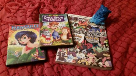 Goodwill finds by CraftyFlareon