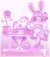 Jelly Buns and Jam Party by JellyBunBuns