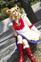 Super Sailor Moon Cosplay by Irethiss
