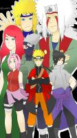 The Legend of Naruto Uzumaki by CerealBits