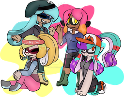 Squad goalss by MollyCollie