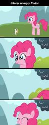 Cheese Hungry Pinkie by TheMAM