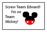Team Mickey Stamp by KessieLou