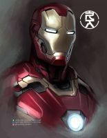 Ironman by aerlixir
