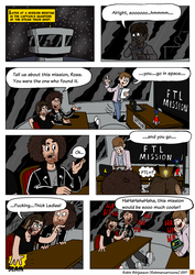 Game Grumps Steam Train FTL comic page 2 by RobmanCartoons