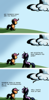 Scoots and Dash Part 3 by SouthParkTaoist