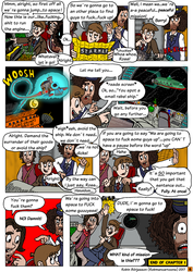 Game Grumps Steam Train FTL comic page 6 by RobmanCartoons