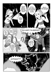 Lepidoptera - Page 01 by TheApatheticKat