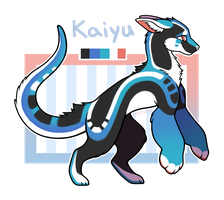 Adopt Auction - Kaiyu (CLOSED) by Senyuri