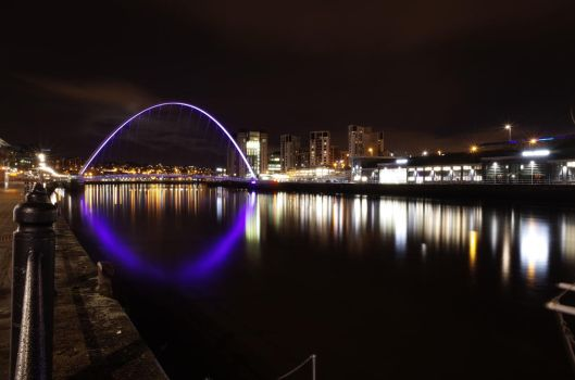 Quayside #3 by M-Hutcheson