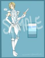 [Auction] Human Adoptable:Wings CLOSED by CelCha