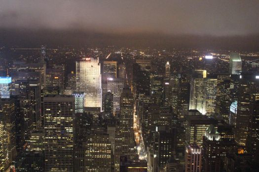 New York Entices by katherinebaker