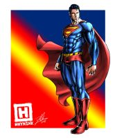 Superman 80 by DHK88