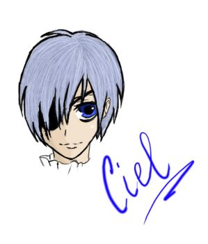 Ciel by okeania