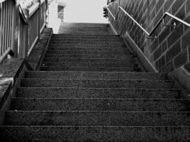 Stairs by UdoChristmann