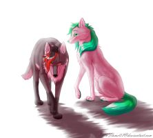 Duet by x-RainFlame-x