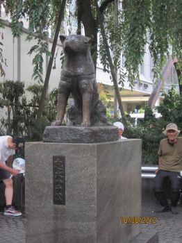 Hachiko by agyko