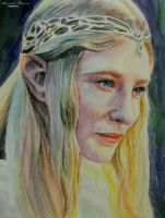 Galadriel by Nastyfoxy