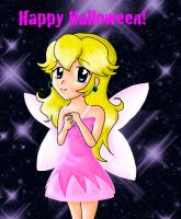 Happy Halloween my Butterfly by Markiehh
