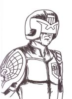 2012 Judge Dredd by Michael-McDonnell