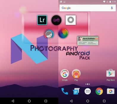 +Photography Android Pack - Download by MoveLikeBiebs